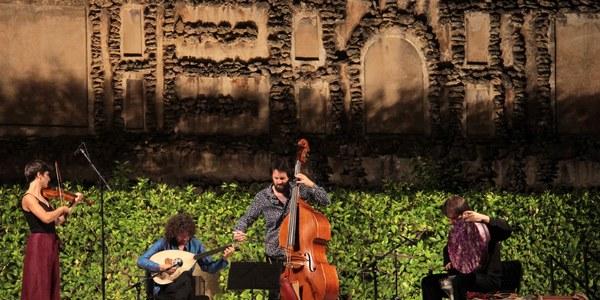 (16/07/2017) El ciclo de conciertos 'Noches en los Jardines del Real Alcázar' cumple su primer mes con 11.464 asistentes y una ocupación media superior al 96%