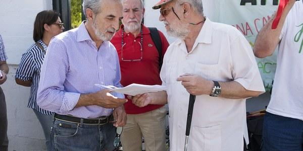 (17/08/2017) El Ayuntamiento reforzará la vigilancia en el Parque Amate donde ya ha invertido 1,4 millones de euros y pide al gobierno central que asuma su responsabilidad en  materia de seguridad