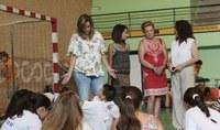 (17/08/2017) Más de 140 jóvenes de Sur, Torreblanca, Amate y Norte han participado en el Programa de Ocupación del Tiempo Libre en  Periodo Estival