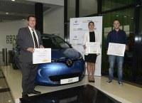 (20/06/2017) Emasesa recibe un premio nacional a la mejor práctica pública en movilidad sostenible por su apuesta por el vehículo eléctrico