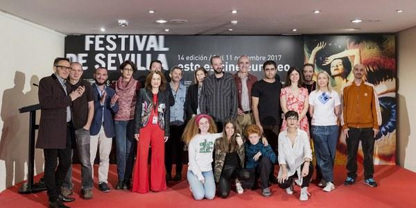 'A fábrica de nada' de Pedro Pinho se hace con el Giraldillo de Oro del XIV Festival de Sevilla
