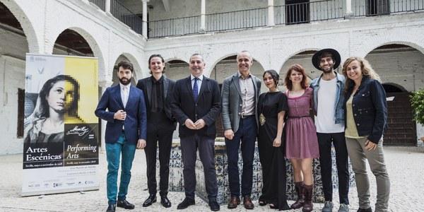'Gratia plena', el auto desacralizado de Año Murillo, reúne en un espacio único teatro barroco,  electrónica y danza