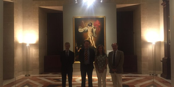 'Murillo en el Archivo de Indias' se incorpora a la programación del cuarto centenario y abre sus puertas hasta el 13 de enero
