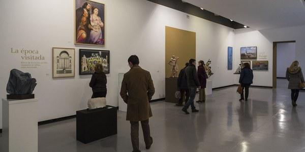 'Murillo y la Facultad de Bellas Artes 400 años después' abre sus puertas como un homenaje contemporáneo a la figura del pintor