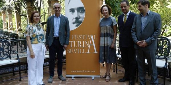 (24/07/2017) El 6º Festival Internacional de Música de Cámara Joaquín Turina se celebrará del 4 al 10 de septiembre en el 135 aniversario del compositor