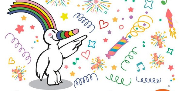(26/06/2017) Curro, la mascota de la Expo´92, celebra su 25 cumpleaños con una gran fiesta
