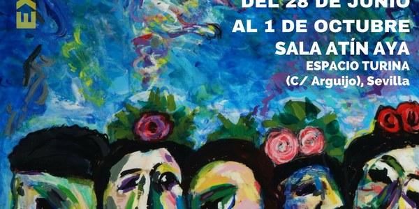 """(28/06/2017) La Sala Atín Aya albergará la exposición """"Ocaña, la pintura travestida"""" desde hoy y hasta el próximo 1 de octubre"""