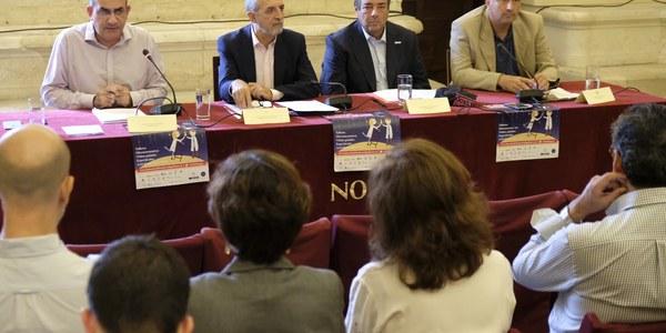 (28/09/2017) Medio centenar de actividades llenan Sevilla de ciencia durante la noche Europea de los Investigadores