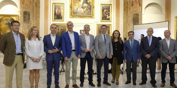 (3/10/2017) El Ayuntamiento presenta la programación completa de 'Murillo y Sevilla. 400 años del nacimiento de un pintor  universal'