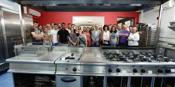 (31/05/2017) La Escuela Social de Hostelería de Torreblanca inicia su segundo curso  tras lograr más del 90 por ciento de  inserción laboral en su primera edición