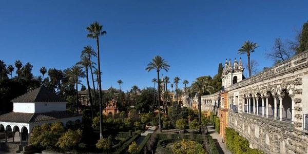 (4/10/2017) El Real Alcázar de Sevilla permite ya la compra de entradas a través de cualquier dispositivo móvil y realizar la visita el mismo día  sin necesidad de imprimirlas