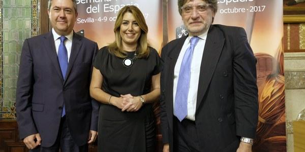 (4/10/2017) Sevilla asumirá la presidencia de la red de ciudades Ariane y será capital europea del sector aeroespacial en 2019