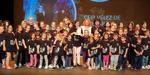 4.500 escolares asisten a las obras de la 25º Muestra de Teatro Escolar, representadas por 200 alumnos y alumnas
