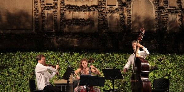 (4/9/2017) El ciclo Noche en los Jardines del Real Alcázar de Sevilla enfila su última semana de conciertos