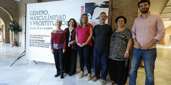 (5/10/2017) El Ayuntamiento pone en marcha el II Plan municipal por la erradicación de la prostitución de la ciudad de Sevilla
