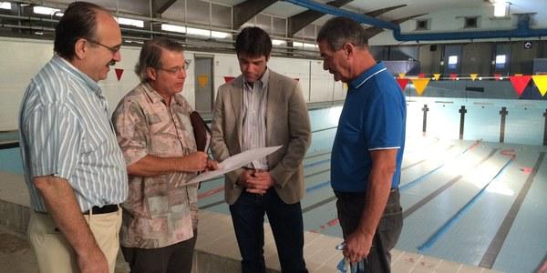 (5/10/2017) El IMD aprueba el proyecto para construir una nueva piscina y un centro deportivo integral en la Macarena con una inversión de 6,7 millones de euros
