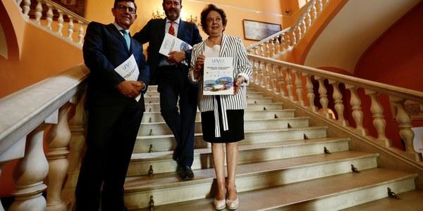 (6/10/2017) FIBES acoge el primer congreso nacional dedicado al uso de los drones en la agricultura y el medio ambiente