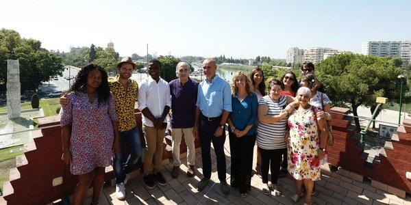 (6/9/2017) El macro evento de teatro comunitario a nivel europeo 'Río sin Fronteras' tendrá lugar del 12 al 18 de octubre en Sevilla