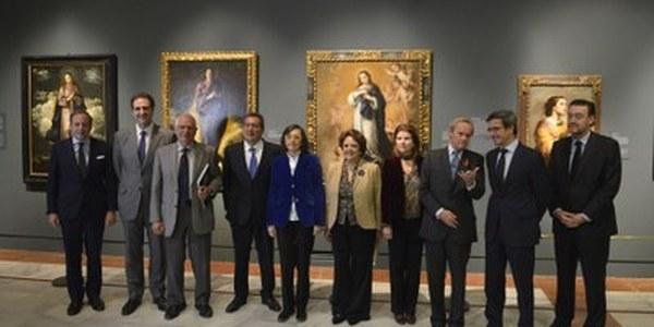 (07/11/2016) Sevilla acoge desde mañana la exposición 'Velázquez. Murillo. Sevilla' en la Fundación Focus como antesala del Año Murillo