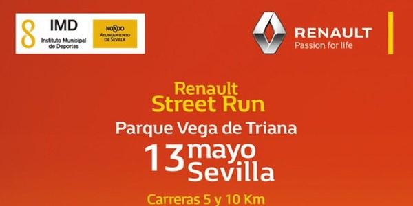 8.500 corredores ya han confirmado su presencia en su salida de la Carrera Popular Parque de Triana, que además abre el calendario Renault Street Run