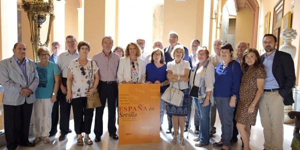 (9/10/2017) El IX Encuentro de Casas Regionales y Provinciales reunirá durante el próximo puente festivo a 'España en Sevilla'