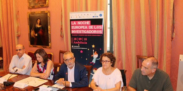 Alrededor de 80 de actividades llenan Sevilla de ciencia durante la noche Europea de los Investigadores