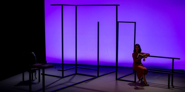 Ana Fernández en el Teatro Lope de Vega con 'El lunar de Lady Chatterley'