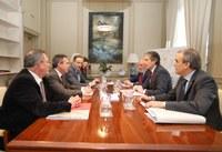 Ayuntamiento, Junta de Andalucía y Ministerio de Fomento alcanzan un principio de acuerdo para la ampliación del Metro con la línea 3