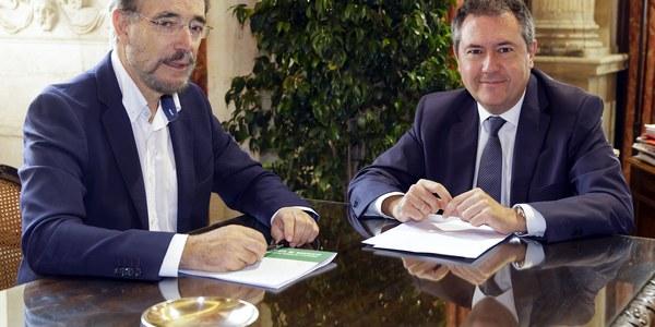 Ayuntamiento y Junta de Andalucía proponen al Gobierno central la firma de un protocolo de colaboración para cofinanciar la línea 3 de Metro
