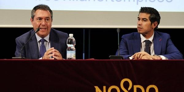 Ayuntamiento y Junta destacan la importancia de la colaboración público-privada y la implicación de las entidades sociales en  la clausura de la III Feria de Empleo Red Sevilla Norte