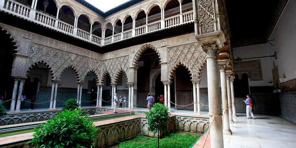 Balance de visitas de El Real Alcázar de Sevilla