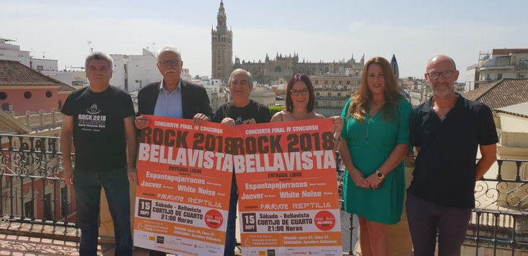 Al Final De La Palmera Calendario.Bellavista Inicia Su Semana Grande Con El Iv Concurso De