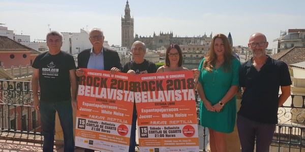 Bellavista inicia su semana grande con el IV Concurso de Rock como preludio del calendario de actividades