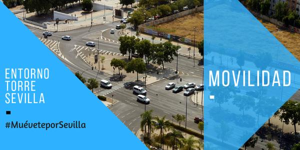 Buen funcionamiento del plan de movilidad de Torre Sevilla durante el puente