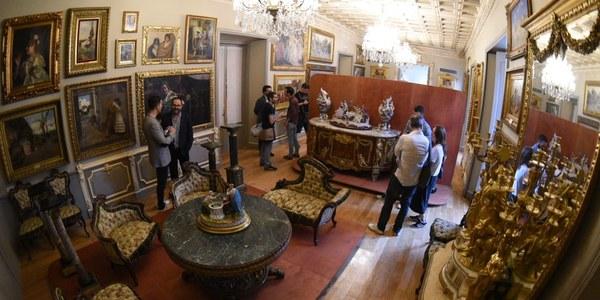 Casa Fabiola-Donación Mariano Bellver supera las 10.800 visitas en el primer mes tras su inauguración