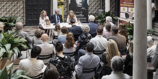 Casa Murillo acoge la presentación de una nueva novela sobre el pintor