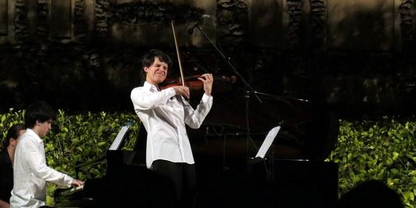 Casi 8.750 personas han asistido ya a los conciertos  de Noches en los Jardines  del Real Alcázar de Sevilla