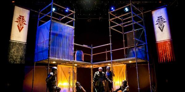 Clásicos Contemporáneos llega al Teatro Lope de Vega con 'Otelo', de William Shakespeare