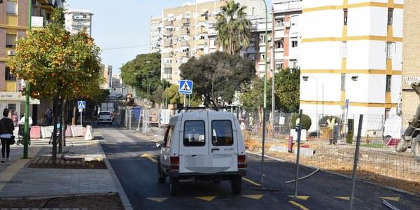 Comienza la tercera y última fase de las obras de la Avenida del Greco