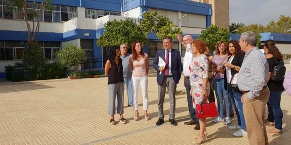 Culminan las obras de reurbanización integral en la barriada de San Carlos