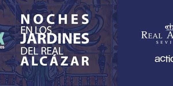 Dani de Morón inaugura hoy la XIX edición del ciclo Noches en los Jardines del Real Alcázar
