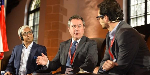El alcalde participa en el Foro España-Estados Unidos y destaca las oportunidades de inversión y los proyectos de Smart City en desarrollo en Sevilla