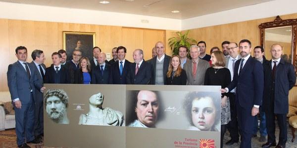 El Año Murillo y la Bienal de Flamenco cobran protagonismo en la agenda de la ciudad en FITUR tras un ejercicio récord y un posicionamiento internacional histórico de la marca Sevilla