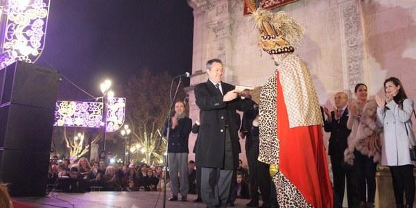 El Ayuntamiento activa un dispositivo especial para la salida del Heraldo Real y la entrega de las llaves de la ciudad por parte del alcalde de Sevilla