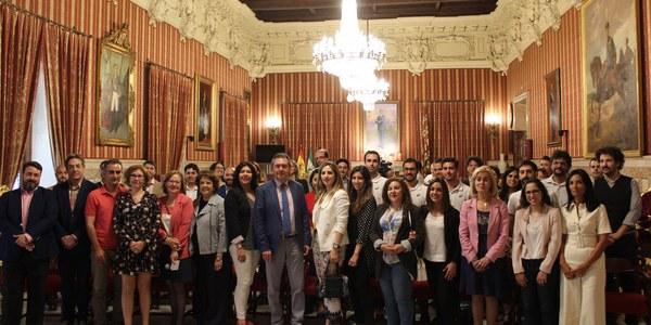 El Ayuntamiento adjudica por primera vez 83.000 euros en ayudas para apoyar a 31 proyectos de emprendimiento de micropymes  y autónomos de Sevilla