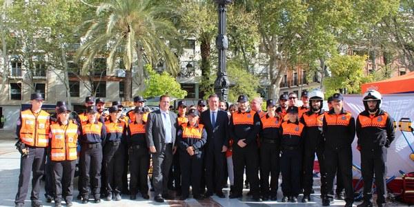 El Ayuntamiento adquiere vehículos y material diverso para mejorar y reforzar el Servicio de Protección Civil de Sevilla con una inversión superior a los 200.000 euros