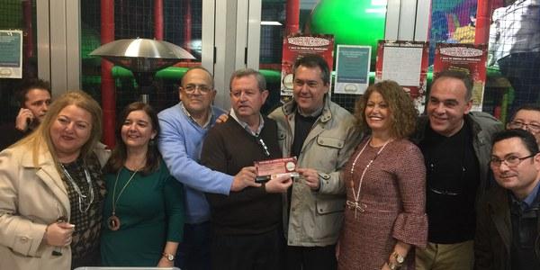 El Ayuntamiento apoya el comercio de proximidad en el  barrio de Torreblanca