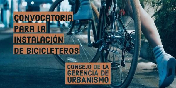 El Ayuntamiento aprueba la primera convocatoria pública para la instalación de 1.600 bicicleteros en zonas comunes de edificios residenciales o centros de trabajo