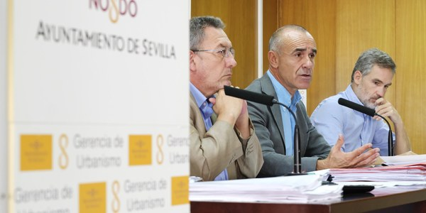 (21/09/2017) El Ayuntamiento aprueba proteger los inmuebles con valor patrimonial de Nervión, la modificación para el desarrollo del Batán y el proyecto de reordenación y reurbanización del entorno de Puerto Triana