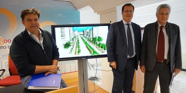 El Ayuntamiento avanza en la ampliación del Metrocentro hasta Santa Justa con la aprobación provisional en Junta de Gobierno del Plan Especial tras evaluar las alegaciones e informes sectoriales